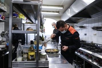 Un chef belge brave la pandémie avec son auto-caravane)