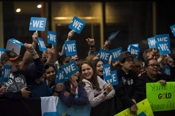 WE Charity: des députés veulent que le comité des langues officielles s'en mêle)
