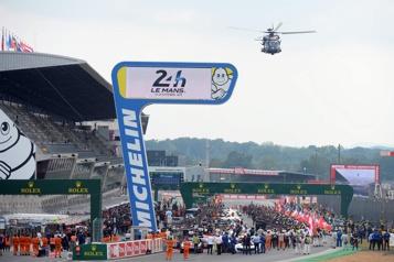 Les 24 heures du Mans sont reportées)