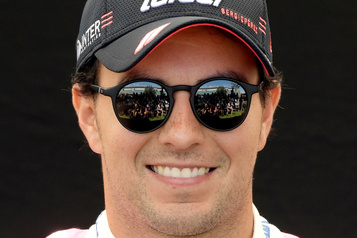 F1: Sergio Perez, qui a eu la COVID-19, espère être de retour au GP d'Espagne dès jeudi)
