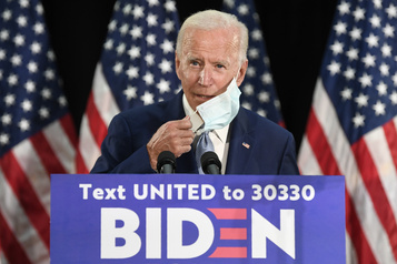 Joe Biden sera officiellement le candidat démocrate)