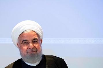 Rohani soumis à des restrictions de déplacement à New York