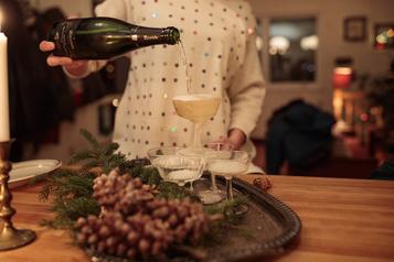 Sondage Éduc'alcool La consommation stable, les Fêtes sous surveillance)