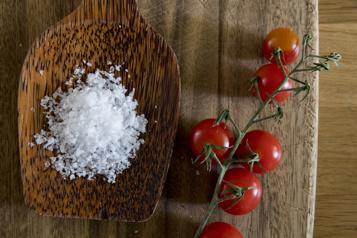 Du sel québécois, du Saint-Laurent à la table)
