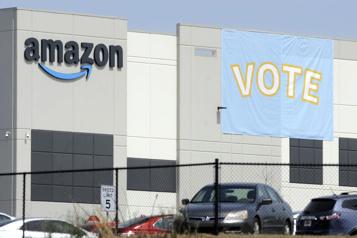 États-Unis L'espoir s'amenuise pour la création d'un premier syndicat Amazon)