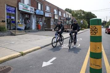 Pistes cyclables et corridors sanitaires Plus de 300 plaintes à l'Ombudsman de Montréal)