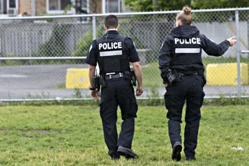 Policiers sans arme à feu La Fraternité s'insurge contre l'idée de Projet Montréal)