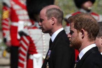 William et Harry se retrouvent pour rendre hommage à leur mère Lady Di)