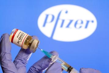 Le vaccin Pfizer-BioNTech «sûr» pour les 5-11 ans)