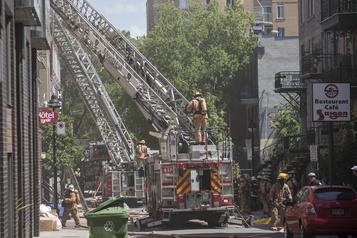 Deux fois plus d'incendies causés par des mégots jetés dans des pots de fleurs)