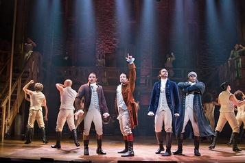 Hamilton: aux premières loges d'un spectacle saisissant ★★★★)