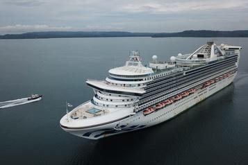 Pas de navires de croisière au Canada jusqu'au 31octobre)