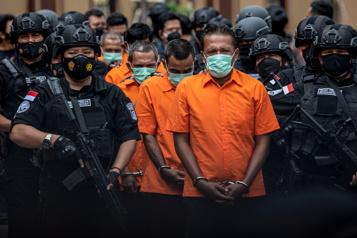 Drogues en Indonésie? Des condamnés à mort dirigeaient de leurs cellules un réseau de trafiquants   )