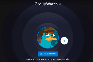 Disney+ teste GroupWatch au Canada)