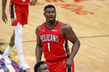 NBA Zion Williamson participera au match des étoiles pour la première fois)