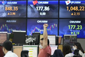 Les Bourses mondiales rassurées par la Fed)