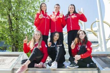 Tokyo2020 L'équipe olympique canadienne de gymnastique dévoilée)