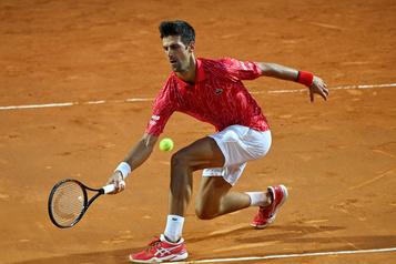 Novak Djokovic sacré pour la cinquième fois à Rome)