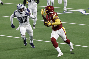 NFL Washington sert une correction aux Cowboys)