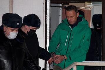 Un procès en diffamation contre Navalny reporté au 5février)