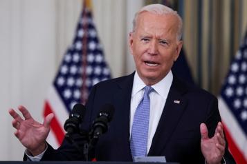 Impasse au Congrès américain sur les réformes Joe Biden annule un déplacement à Chicago)