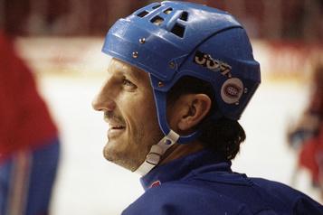 Guy Carbonneau et le plaisir de jouer au hockey