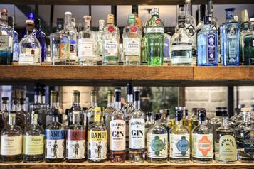 Le Québec aime le gin)