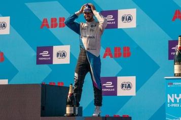 Trois questions à Antonio Felix da Costa, champion de Formule E)