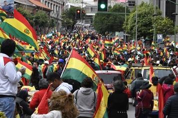 La Bolivie sans président après la démission forcée d'Evo Morales