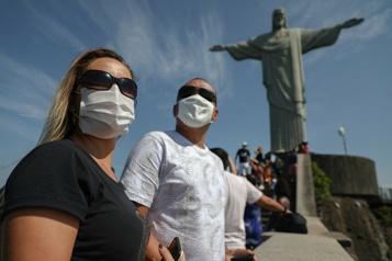 Bilan de la pandémie Plus de 4656000 morts dans le monde)