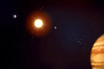 Astronomie Des nouvelles du firmament)