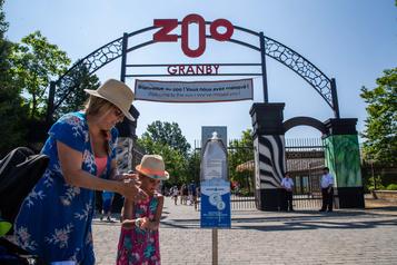 Zoo de Granby etSuper Aqua Club en format réduit)