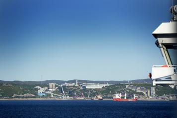 Une usine de recyclage de batteries à Baie-Comeau? )