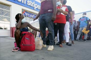 Expulsions des États-Unis Des familles de retour à Haïti en colère et angoissées)