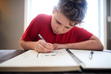 COVID-19: «Les enfants captent tout»