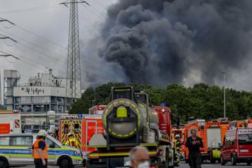 Allemagne Deux décès après une explosion sur un site de traitement des déchets)