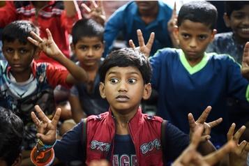 Une académie Bollywood dans un bidonville de Bombay