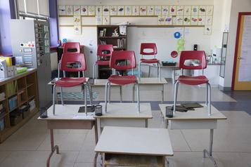 Les élèves en difficulté reviendront en classe)