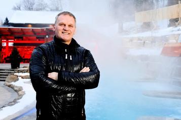 Vincent Damphousse: «Jenepeux pas dire ce que l'avenir me réserve»