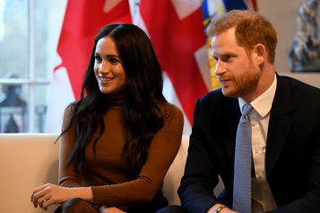 L'utilisation de l'appellation «Sussex Royal» par Harry et Meghan en question