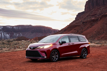 Toyota revient avecle Venza, laprochaine Sienna sera hybride)