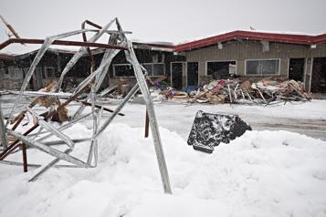 Une trentaine d'occupants évacués Incendie suspect dans un motel de Saint-Hubert)
