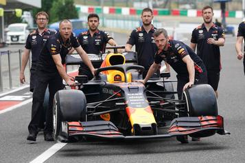 Les qualifications du GP du Japon reportées de samedi à dimanche