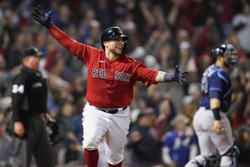 Les Red Sox l'emportent sur un circuit 13emanche