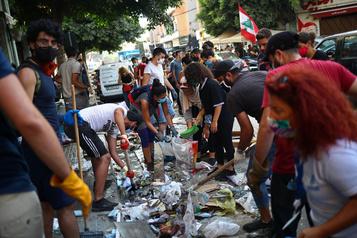 LaPresse au Liban Un ménage espéré... dans les rues comme au gouvernement)