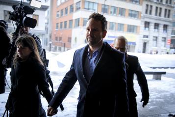 Éric Salvail témoigne à son procès