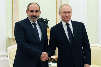 Tensions avec l'Azerbaïdjan L'Arménie demande l'aide de la Russie)