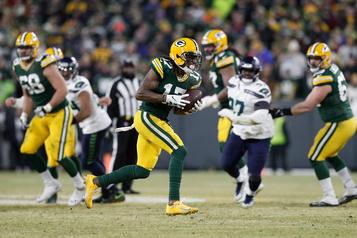Les Packers tiennent le coup et l'emportent 28-23
