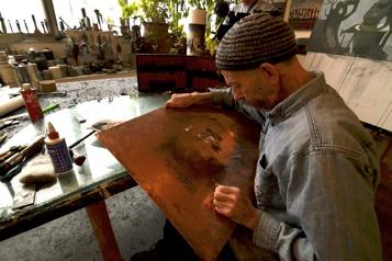 Atelier circulaire Hommage au génial Louis-Pierre Bougie)
