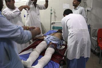 Attaque d'envergure contre une prison afghane)